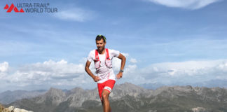 François D'Haene UTMB 2017, Photo Fred Bousseau