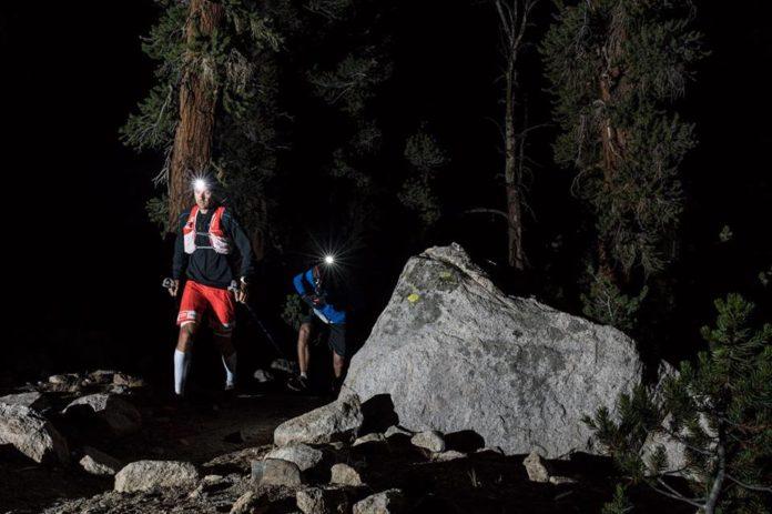 François D'Haene s'attaque au John Muir Trail