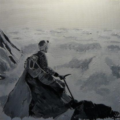 Camille peint Semaine 10 -