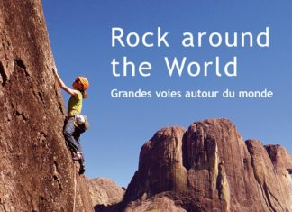 Rock around the World, Topo de grandes voies par Thierry Souchard