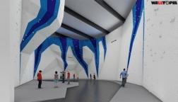 Nouvelle salle d'escalade Climb'Up Bordeaux