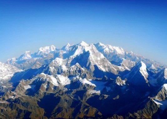 14 Sommets les plus hauts du monde