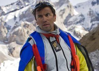 Valery Rosov, base jumper Russe