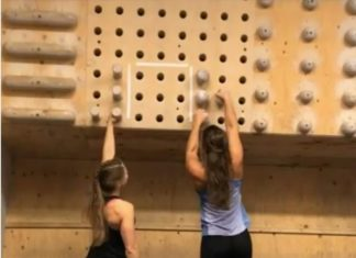 Climbing fun : Morpion