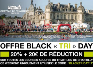 Triathlon Chantilly 2018