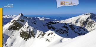 Les Pyrénées à ski