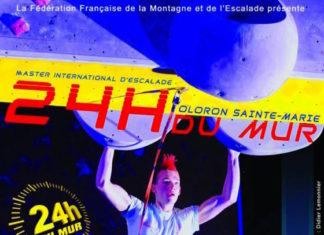 Compétition 24h mur d'Oloron 2017