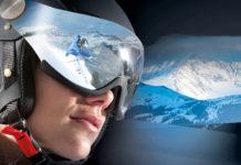 Casque de ski = protection