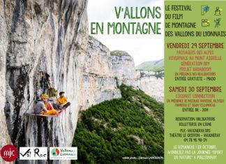 Festival Vallons en montagne