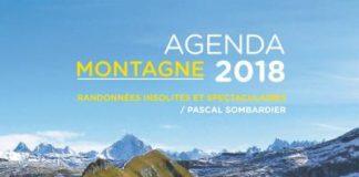Couverture Agenda Montagne 2018