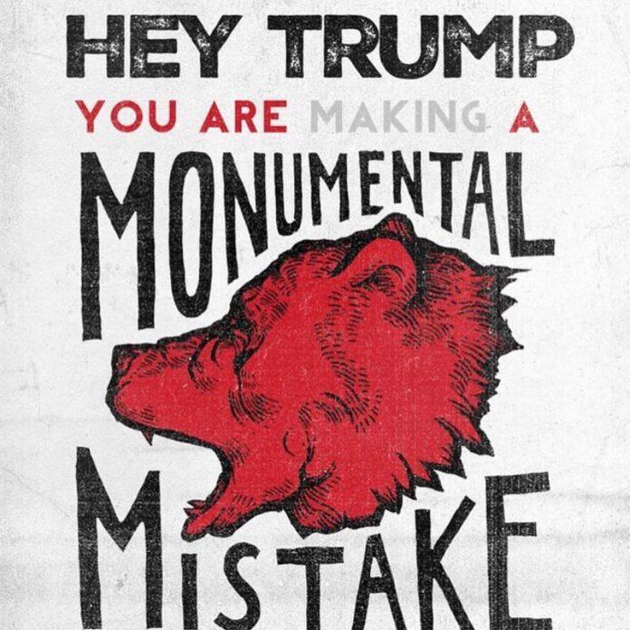 Monumental Mistake ?